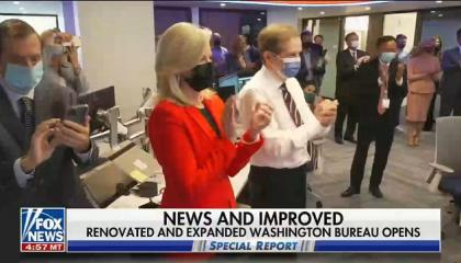 Behind-the-scenes glimpse at Fox News reveals extent of its masking policy