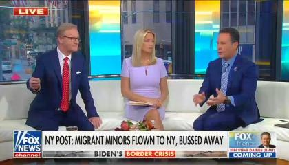 """Kilmeade: """"You're supporting illegal criminal activity"""""""