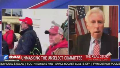 OAN unmasking the unselect committee
