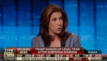 Fox's Tammy Bruce says Trump shouldn't sit for interview