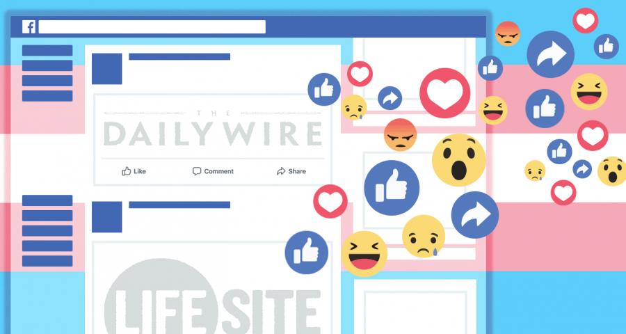 Facebook trans engagement