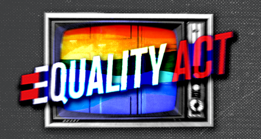 Equality Act and TV
