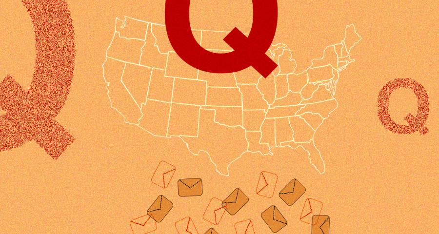 QAnon United States