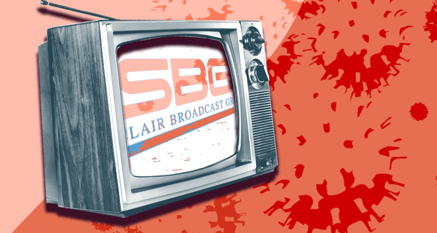 Sinclair Broadcast Group's coverage of the coronavirus pandemic