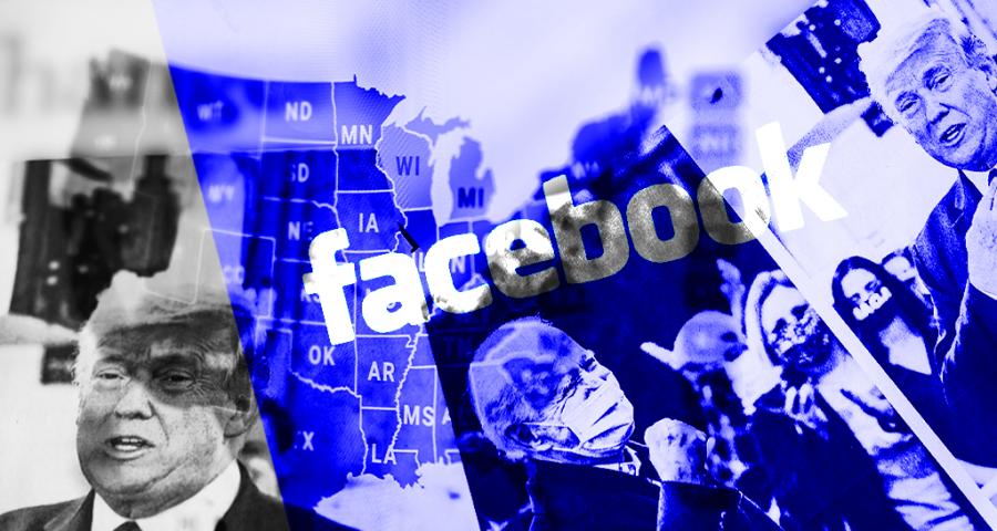 election facebook trump