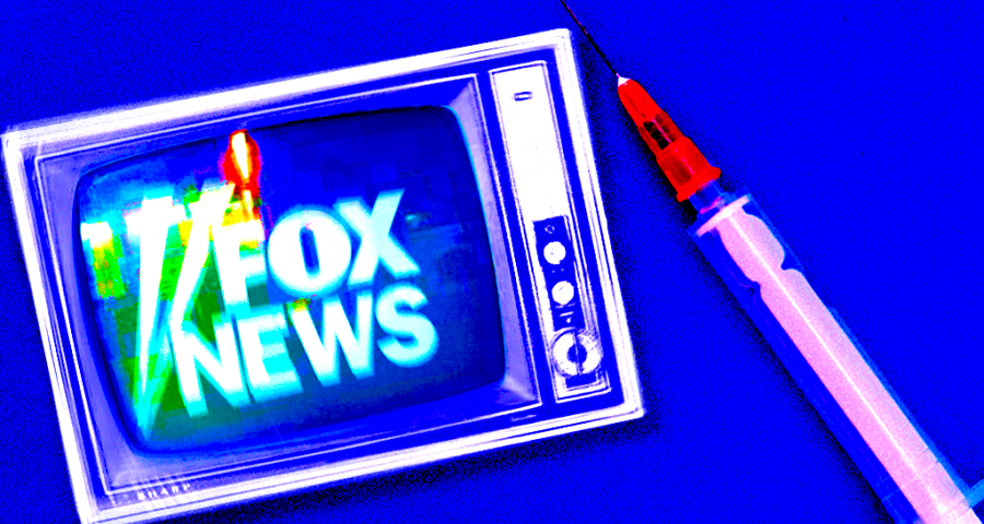 Fox News COVID-19 vaccine misinformation