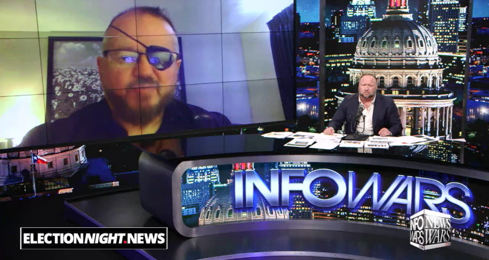 Stewart Rhodes on The Alex Jones Show