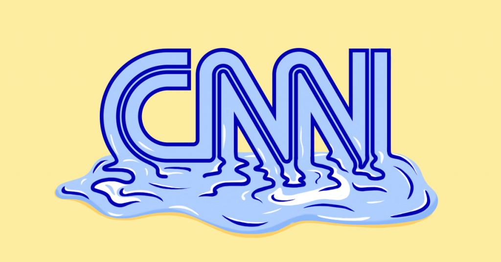 CNN: Climate Change Is News