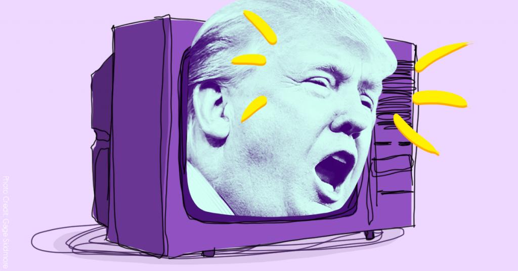Tell NBC: Dump Trump