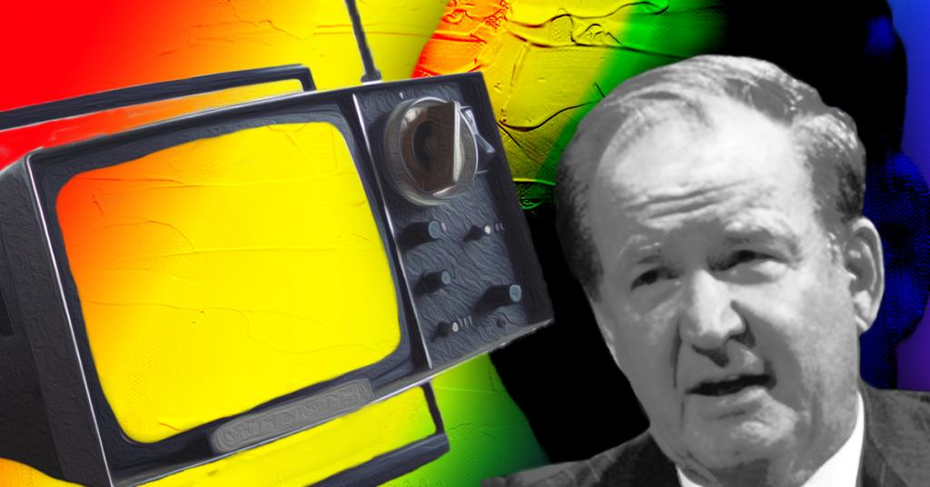 Pat Buchanan PBS post image