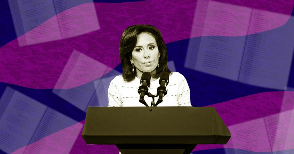 Jeanine Pirro cancels numerous upcoming GOP-aligned speaking events and fundraisers