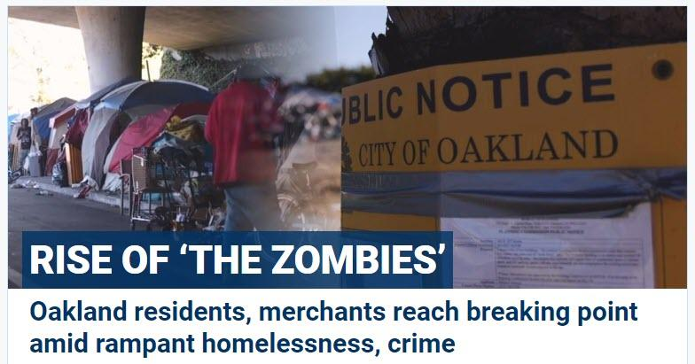 Fox News continues its laser-focused coverage on homelessness in US cities