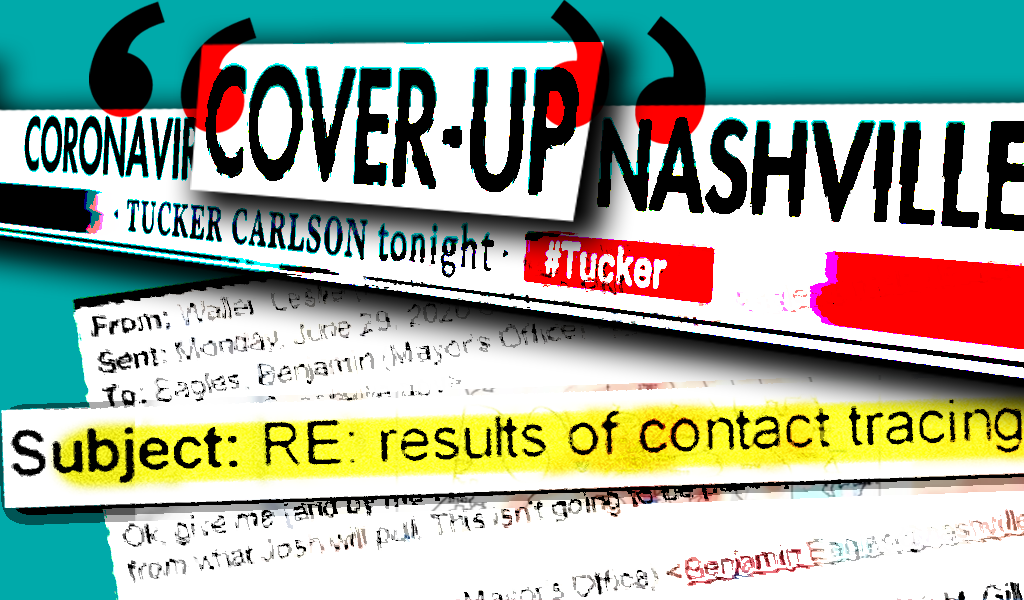 Nashville Cover up