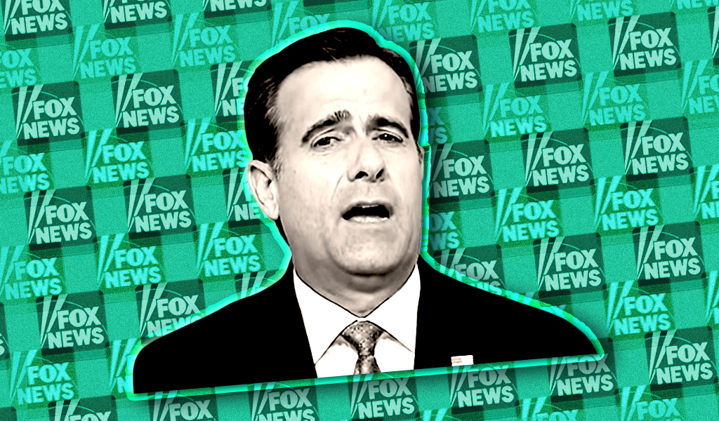 John Ratcliffe -- Fox News
