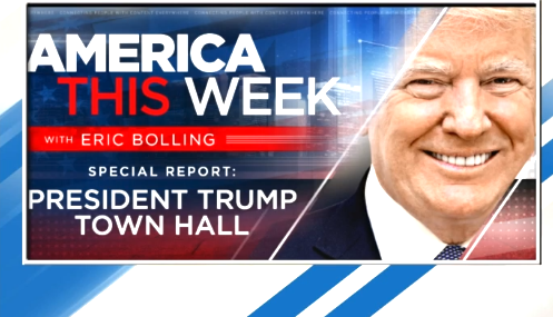 Sinclair Broadcast Group's town hall with President Trump