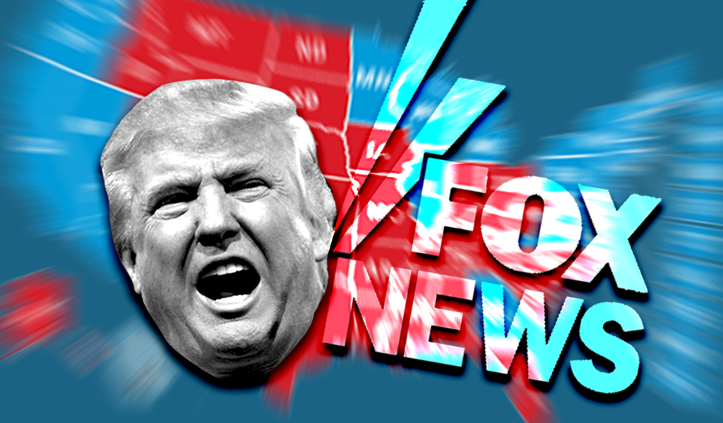 Trump's coup attempt relies on Fox News
