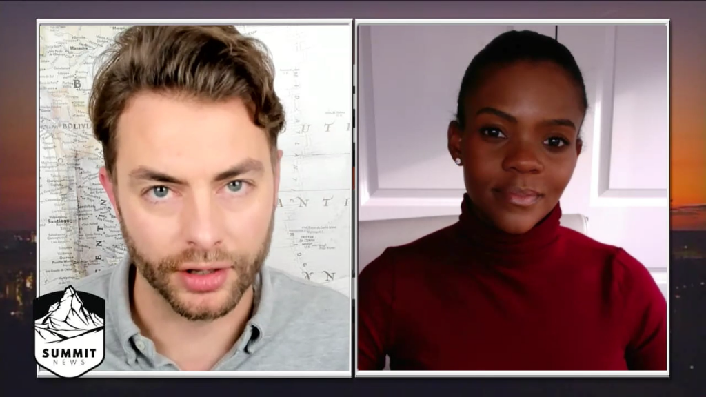 Candace Owens on Infowars