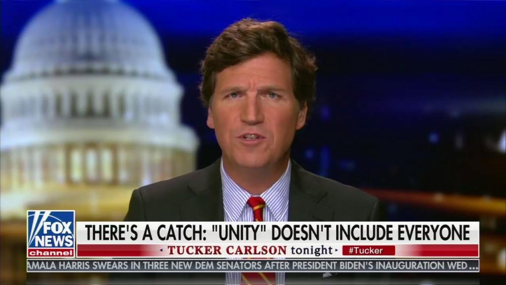 tucker carlson unity