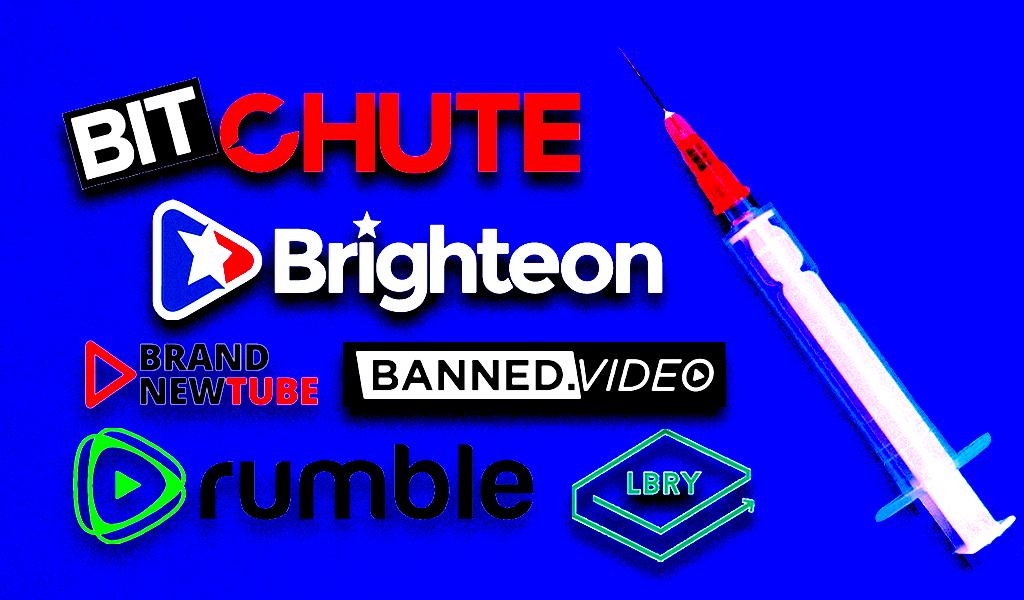 Alternative streaming platforms vaccines