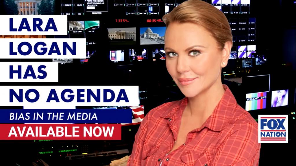 Lara Logan Has No Agenda: Bias in the Media promo