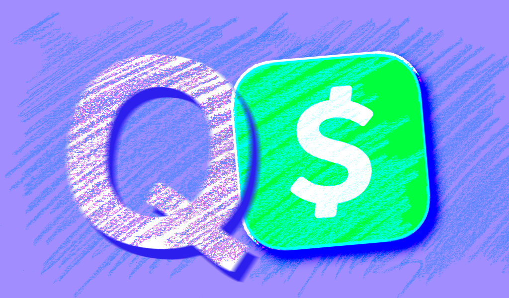 QAnon Cash App