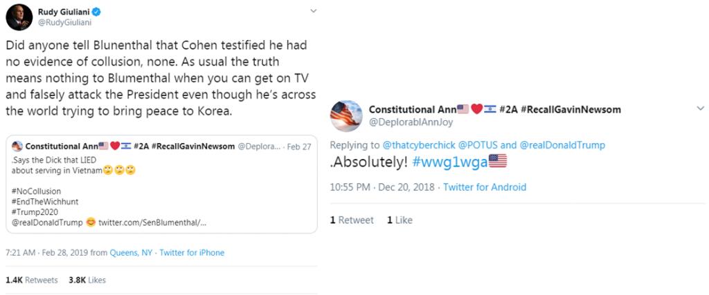 Giuliani Qanon tweet4