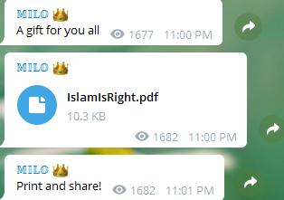Milo 4chan campaign