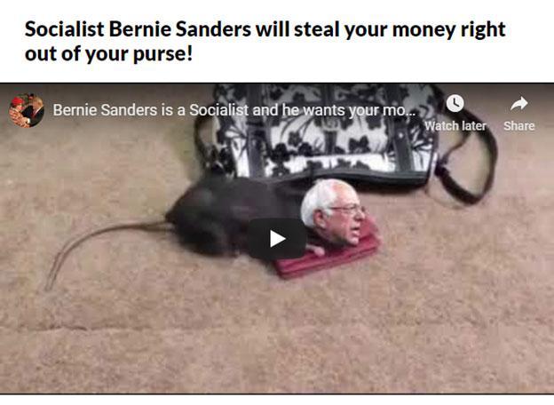 Sanders memeworld