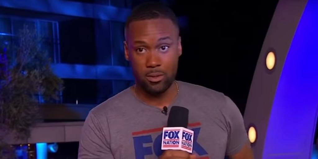 Lawrence Jones on Fox