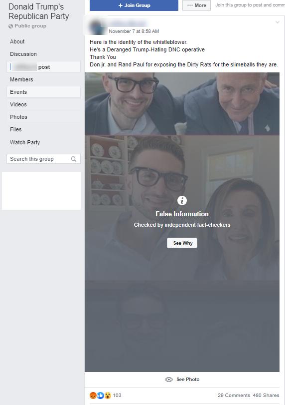 Facebook post Soros1
