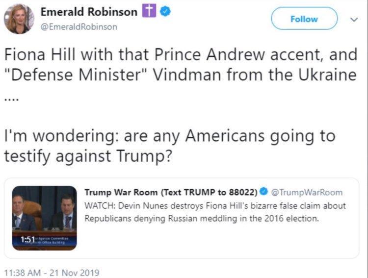 emerald-robinson-tweet-fiona-hill-accent