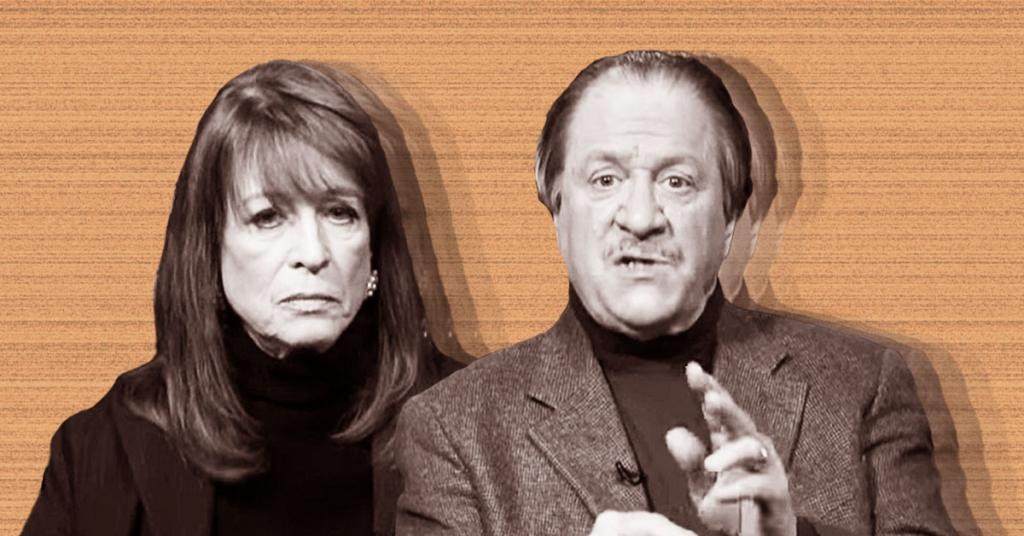 Joseph diGenova and Victoria Toensing have vanished from Fox