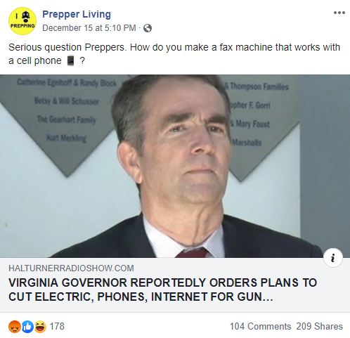 Facebook Virginia hoax3
