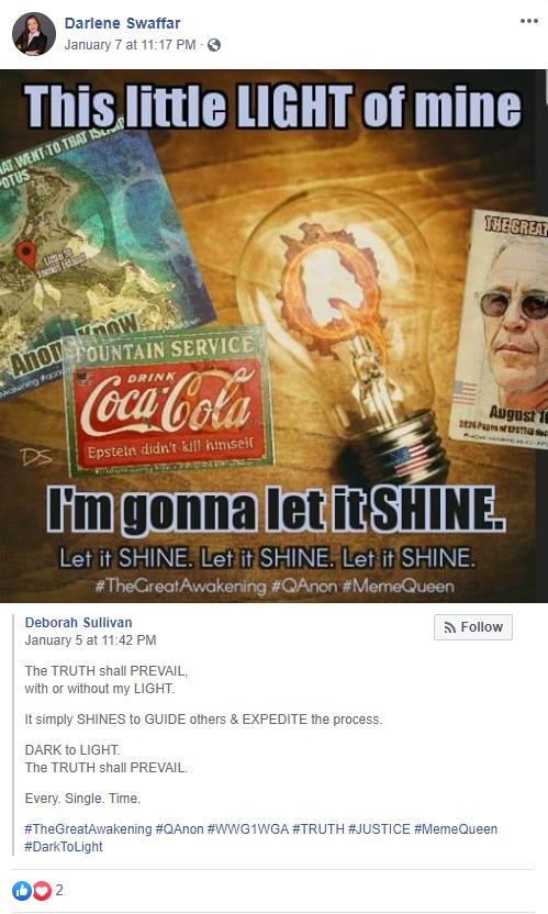 Darlene Swaffar Facebook page4