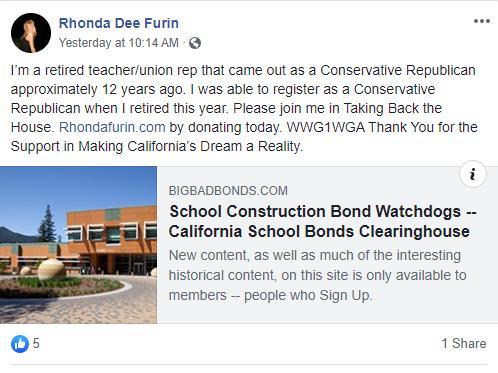 Rhonda Furin Facebook page2
