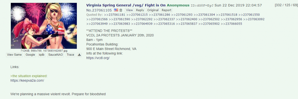 4chan vsg thread18