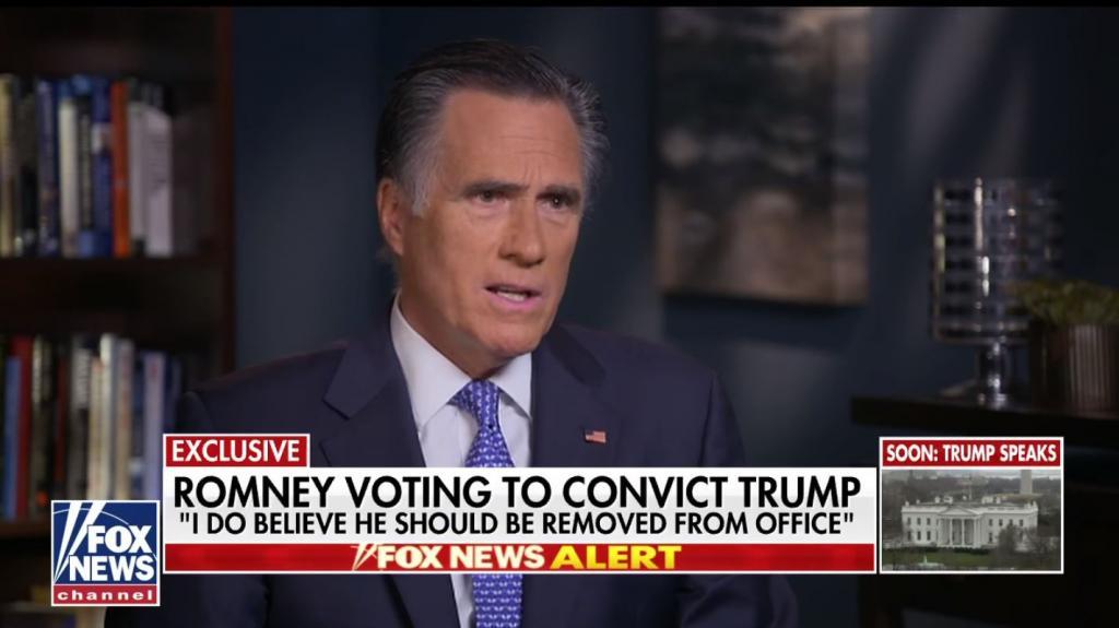 romney impeachment fox news