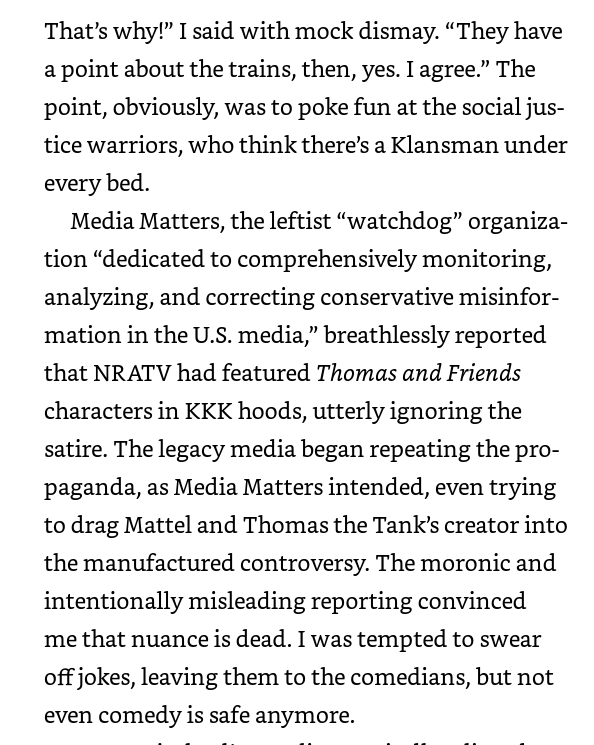 "Loesch called the Media Matters clip of her using Klan hoods to mock a children's show, ""propaganda"""