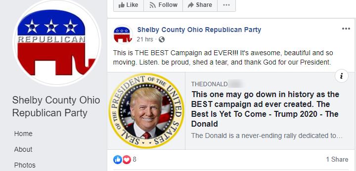 Shelby County JoeM video