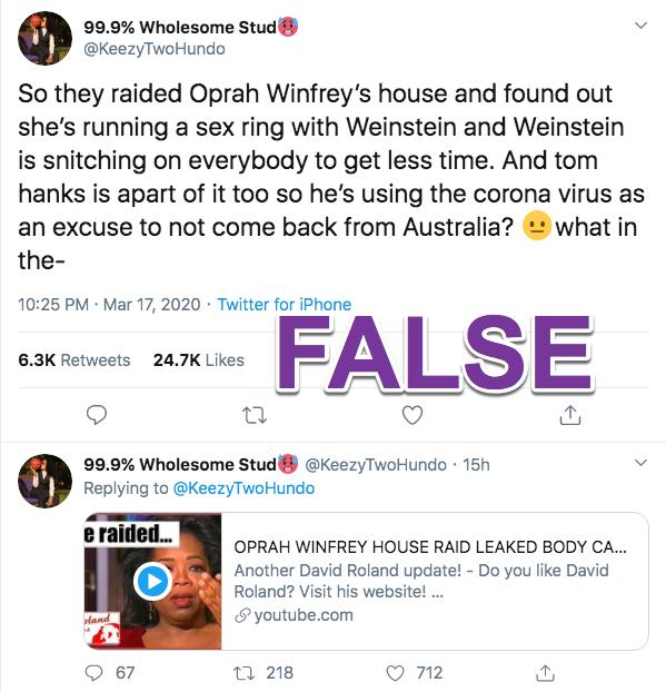 Oprah Twitter hoax1