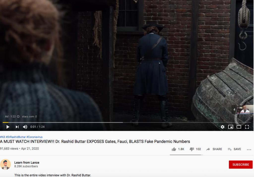 Reupload YouTube video5