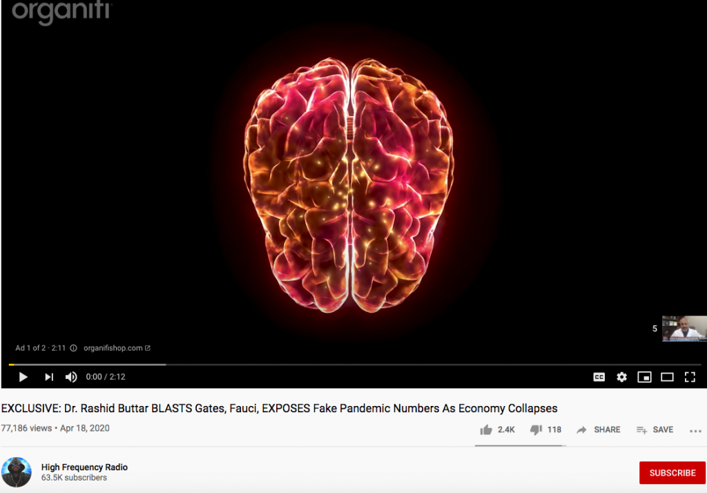 Reupload YouTube video7
