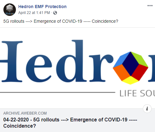 Hedron Life Source April 22
