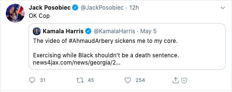 Jack Posobiec on Twitter