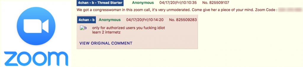 4chan Zoombombing12