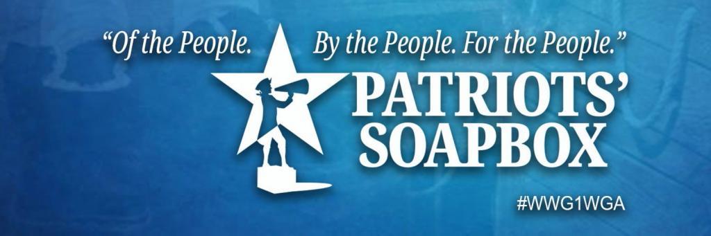 Patriots' Soapbox logo