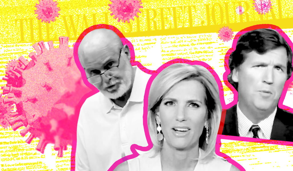 Ingraham, Limbaugh, Tucker