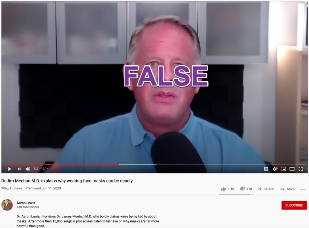 Aaron Lewis YouTube video