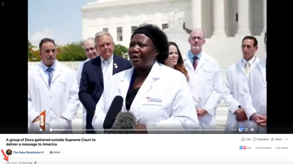The New Revolution coronavirus video