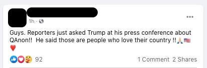 FB Trump Q 8/19/20 3